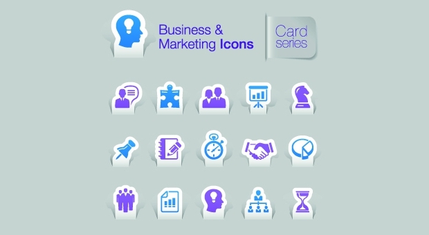 free business marketing icons