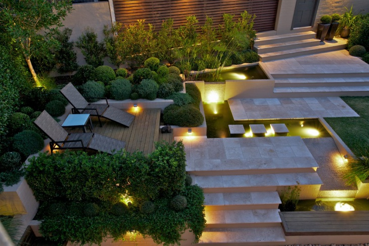 Quirky Garden Lighting Design