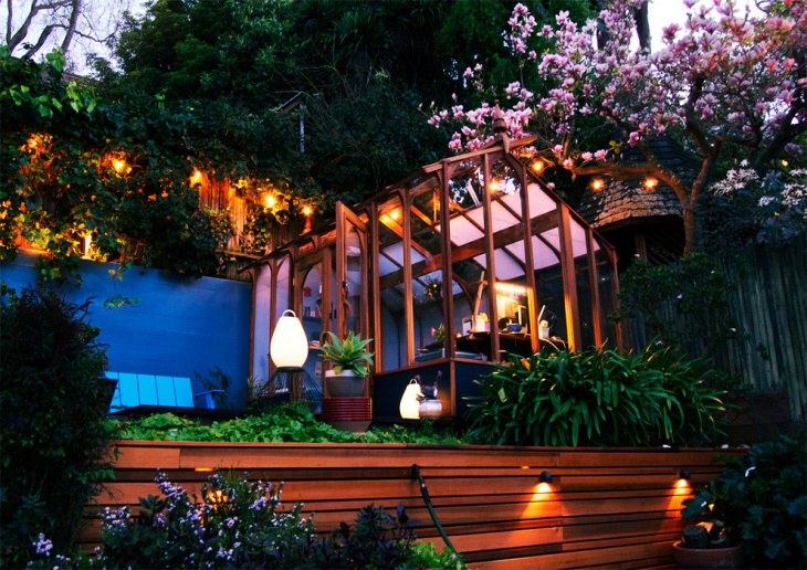 amazing garden lighting design