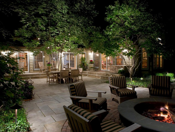 Outdoor Garden Lighting Design