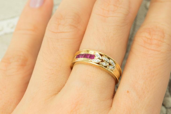 wedding band ring design