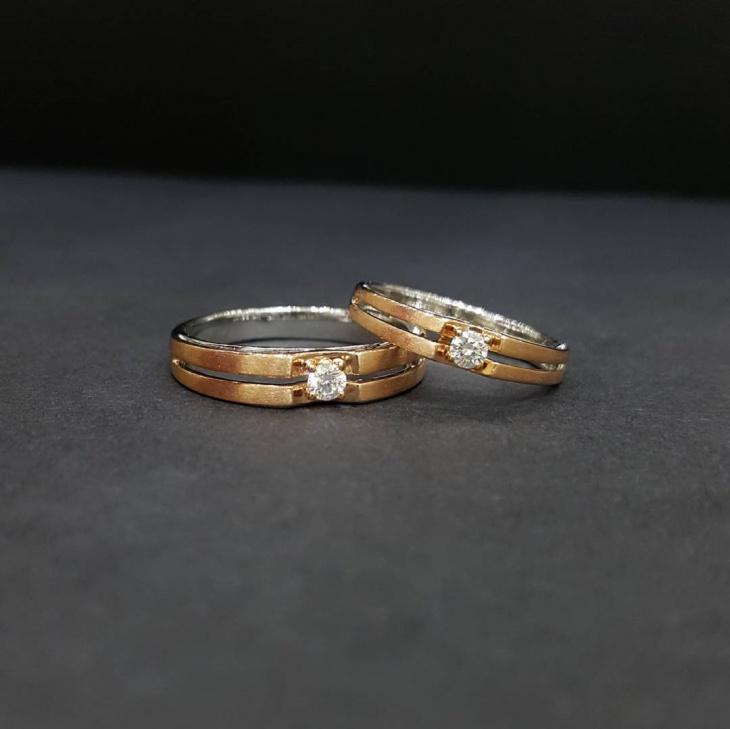 gold wedding ring design