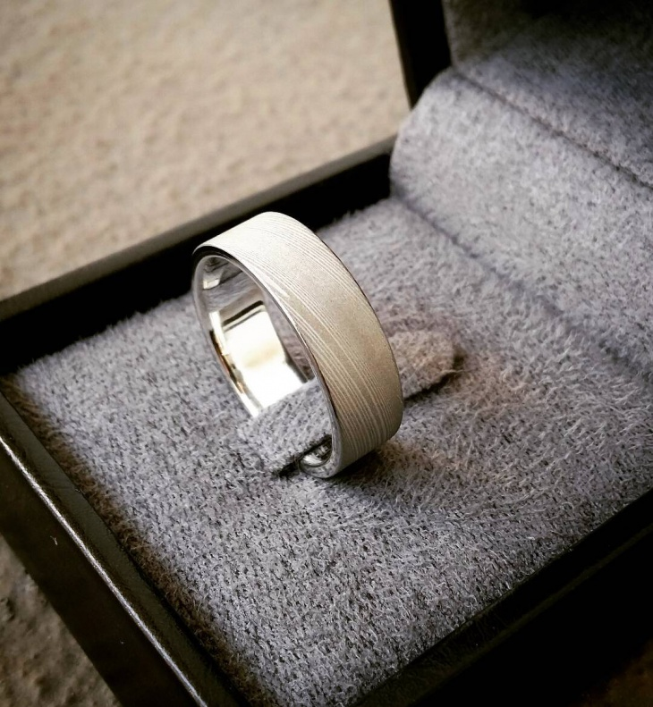 mens wedding ring design