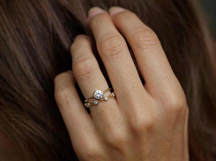 diamond solitaire ring design