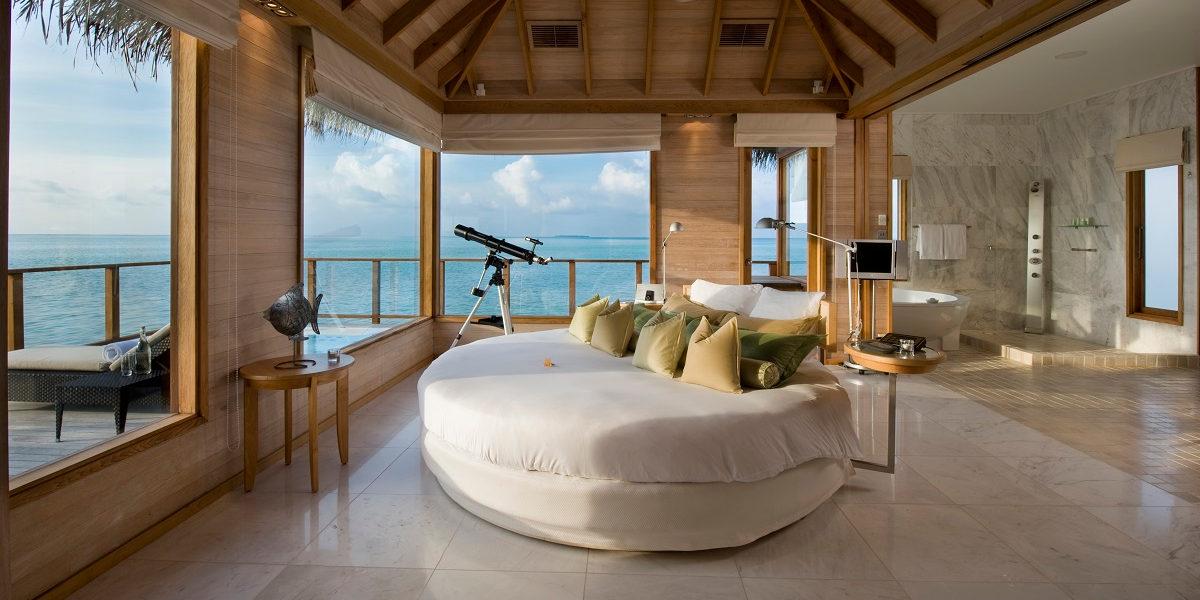 villa conrad maldives