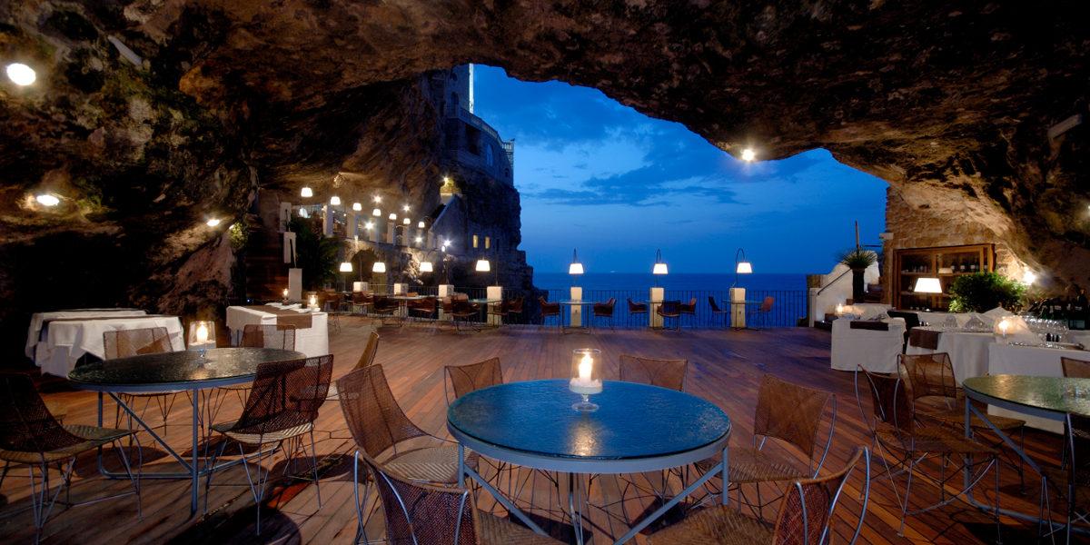 hotel ristorante grotta palazzese polignano
