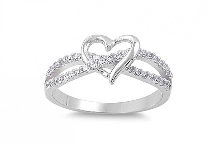 Infinity Design Wedding Ring 60 Ring Designs Trends Models Design Trends Premium