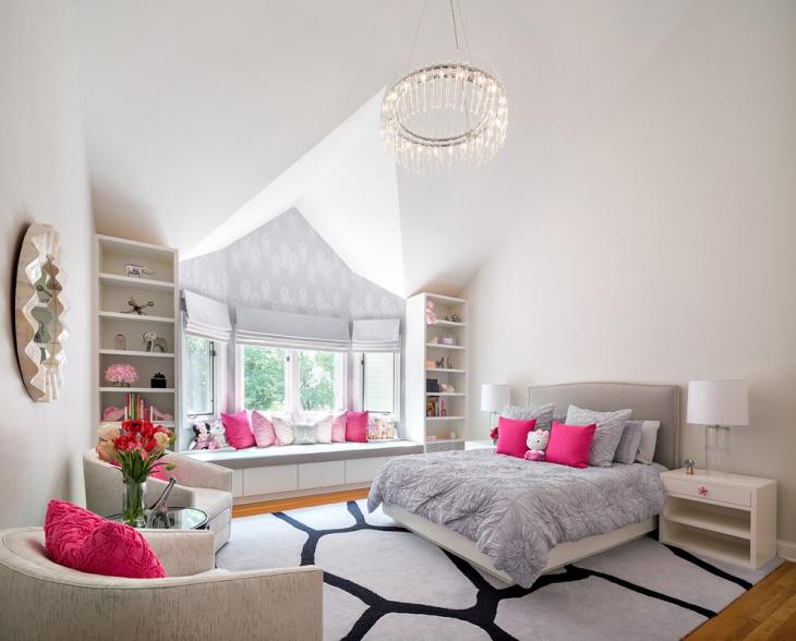tween hello kitty baby bedroom