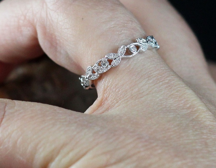 diamond eternity ring design