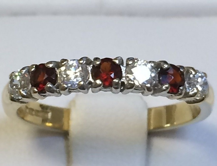 garnet eternity ring1