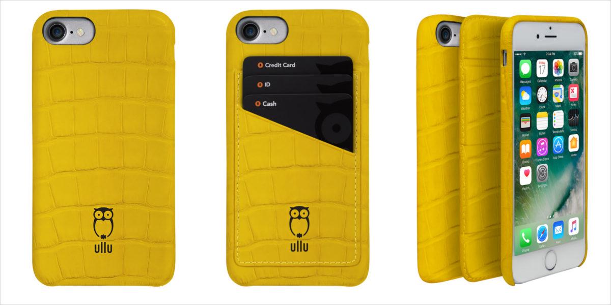 ullu alligator snap on case for iphone 7 plus
