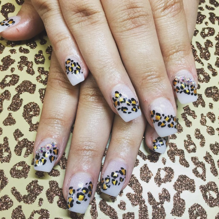 Cheetah Nail Design | Graham Reid