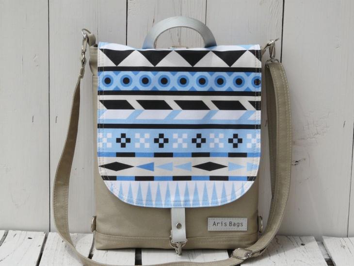 aztec hipster backpack