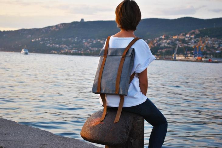waterproof hipster backpack