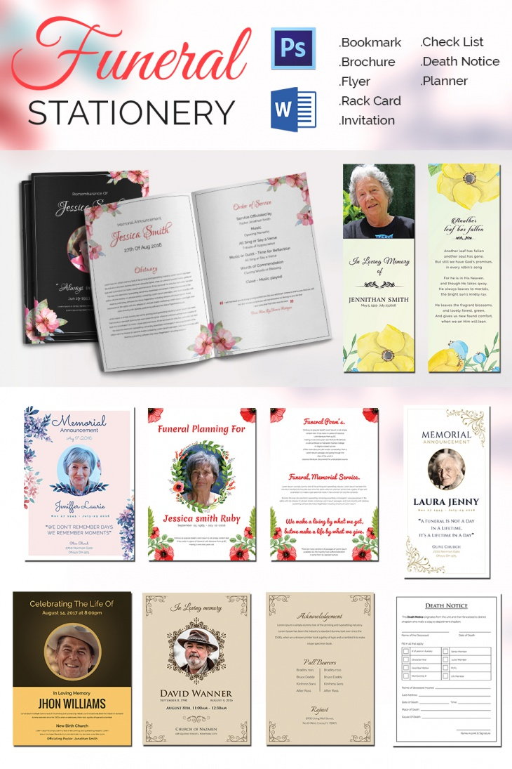 funeral stationery mockup 4