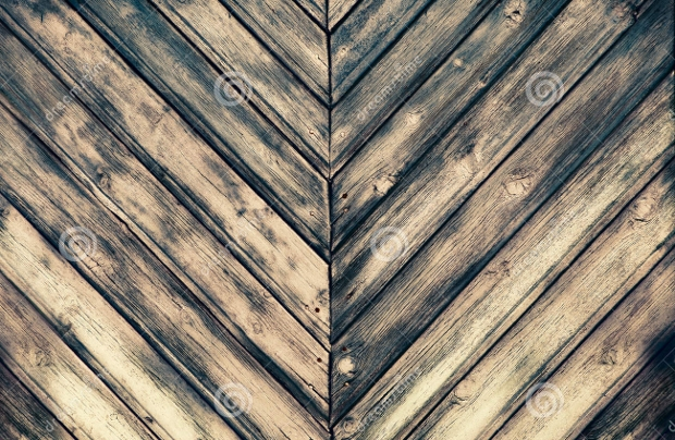 Burnt Wood Plank Texture