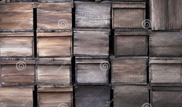 Old Wood Crate Texture