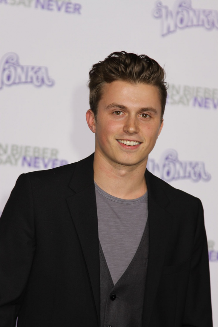 kenny wormald medium hairstyles for men with round face