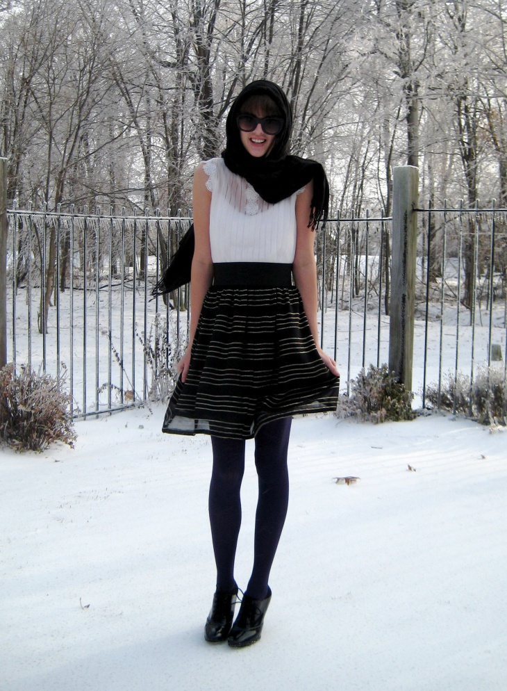 winter birthday outfit