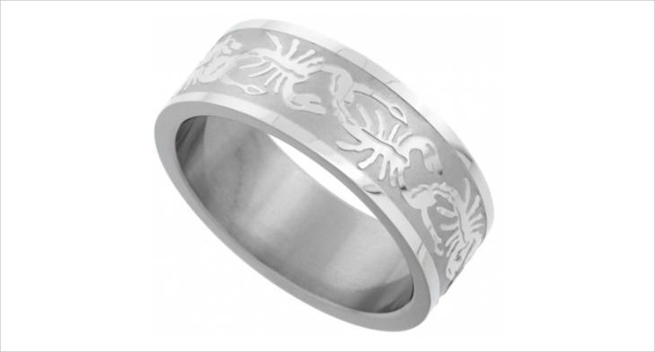 scorpion engagement ring1