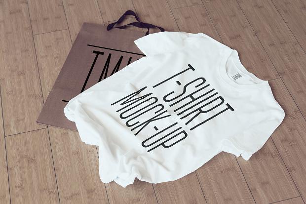 vector t shirt mockup