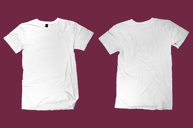 mock up tshirt