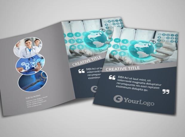 55 Brochure Designs Printable Psd Ai Indesign Vector