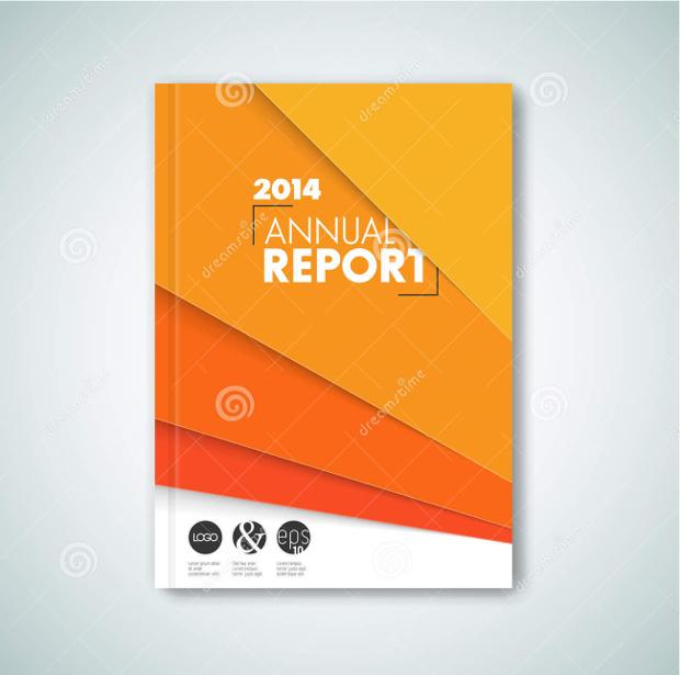 minimalist product brochure design