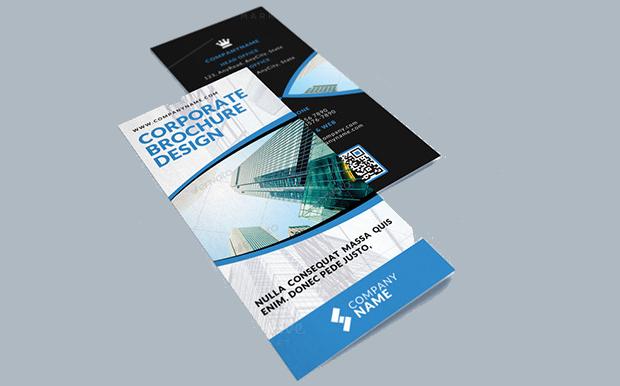 professional corporate brochure design