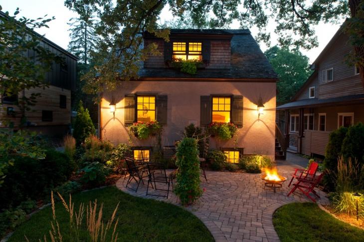 diy backyard patio design
