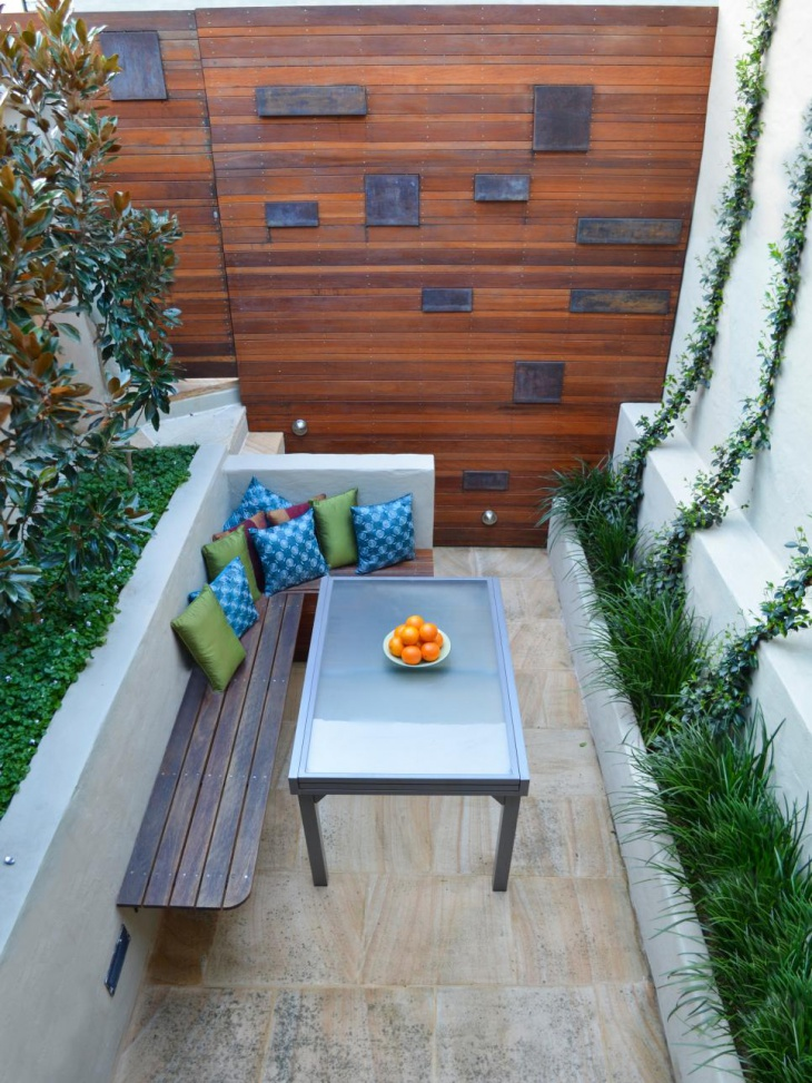 60+ Patio Designs, Ideas | Design Trends - Premium PSD ... on Small Outdoor Patio Ideas id=11790
