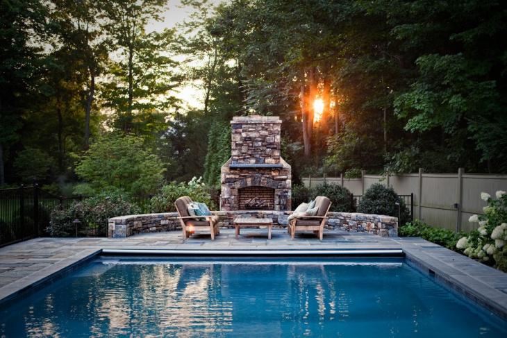 pool patio furniture design