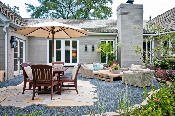 outdoor restaurant patio design