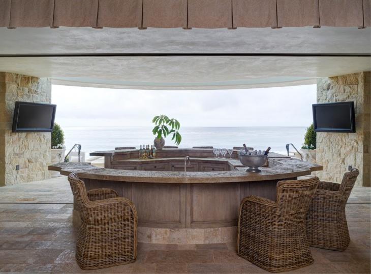 46 outdoor designs ideas design trends premium psd vector downloads - Outside home bar ideas ...