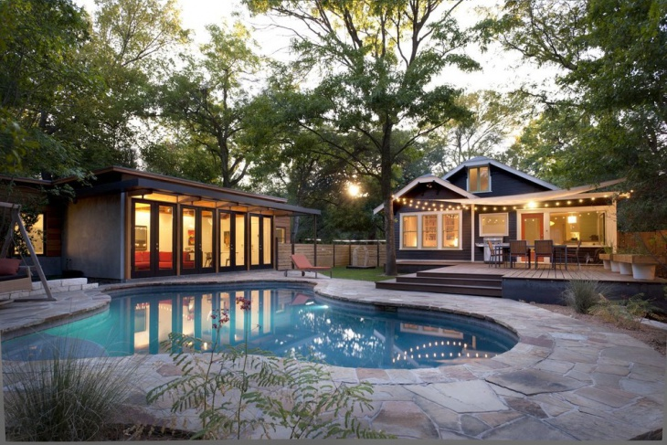 57 deck designs ideas design trends premium psd for Pool design trends 2016