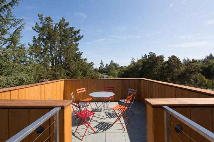 low rise deck design