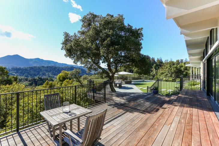 mountain home deck design