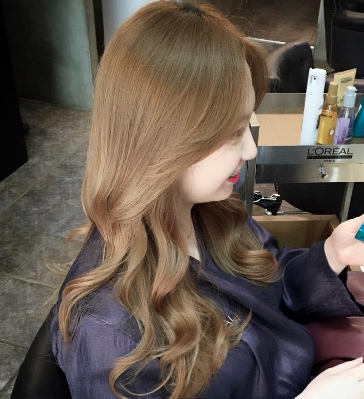 layered flow hairstyle1