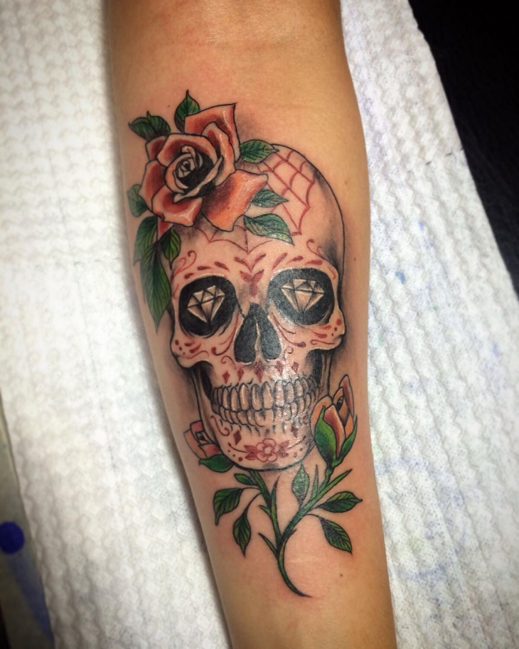 40+ Skull Tattoo Designs, Ideas | Design Trends - Premium ...