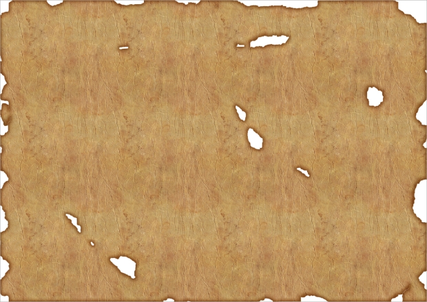 Grunge Burnt Paper Texture