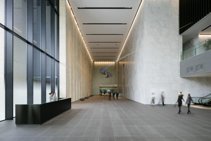 Grand Office Lobby