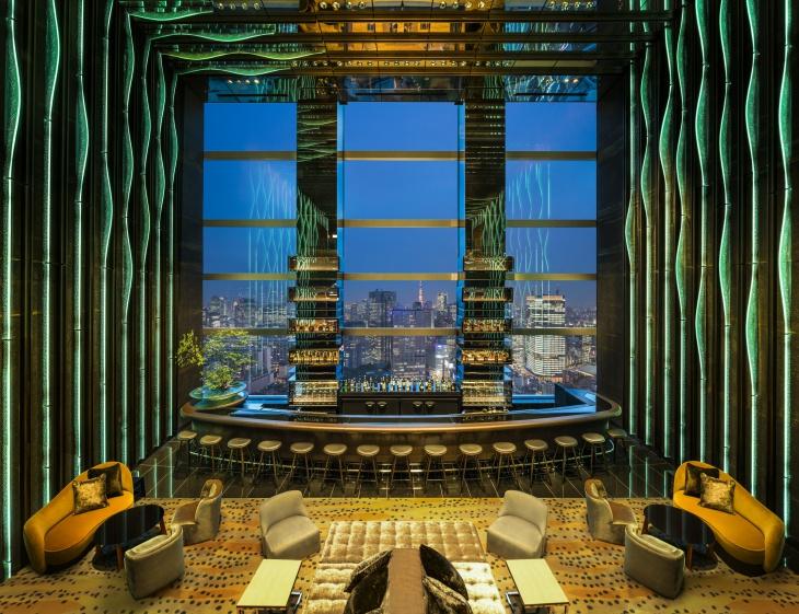 Hotel Sky Lobby