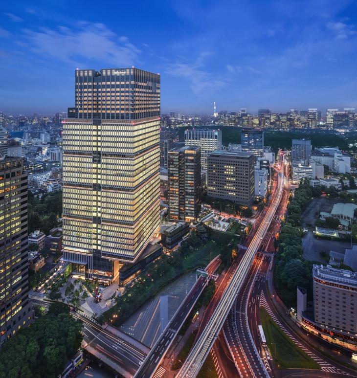 Tokyo Garden Terrace