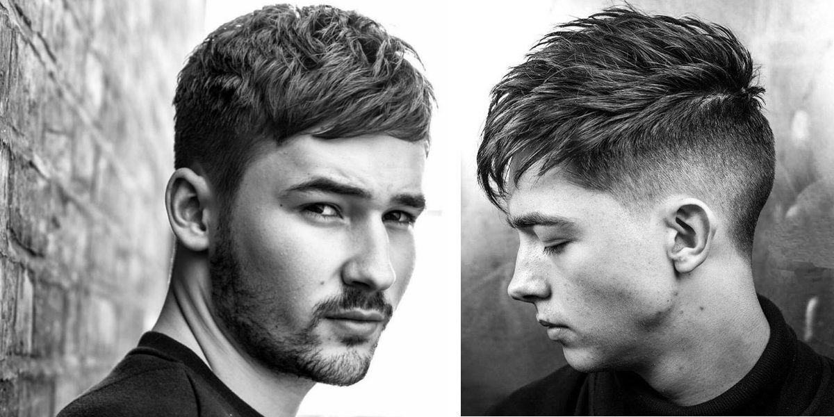 Mens Hairstyle Trends For 2017 Design Trends Premium Psd