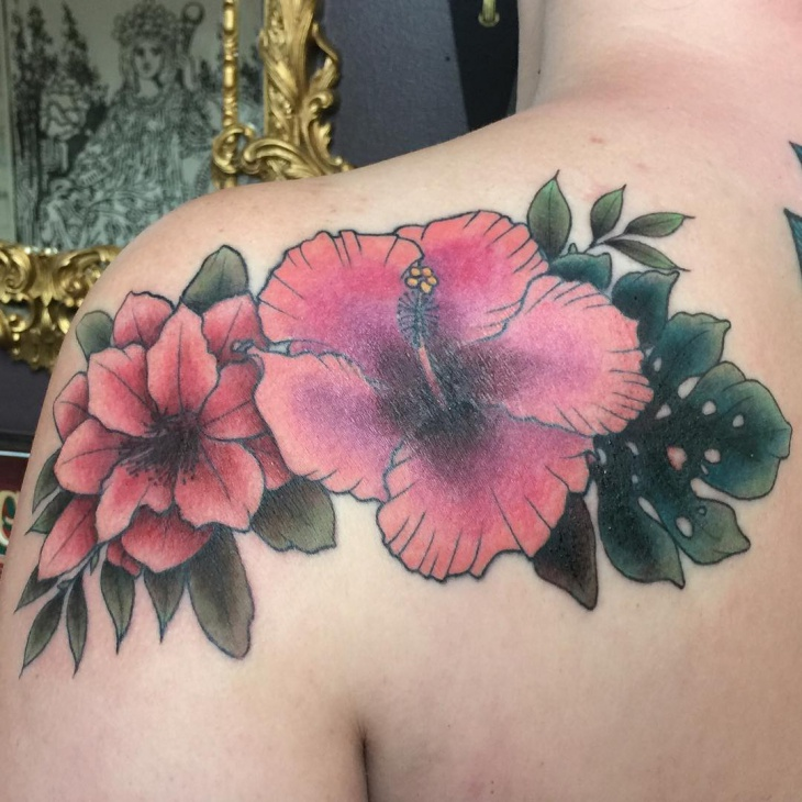 Flower Tattoos Designs Images Photos And Flash Of
