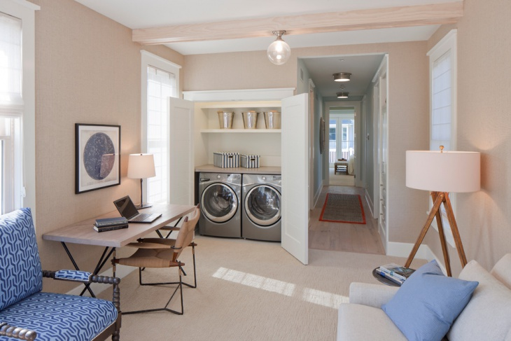 small closet laundry room design1