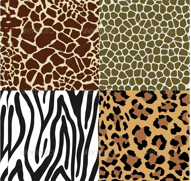 Animal Skin Pattern Design