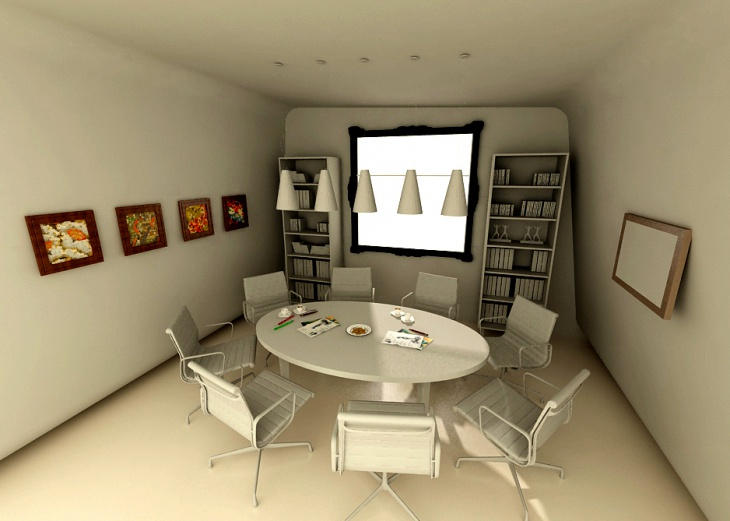 48 small room designs ideas design trends premium for Meeting room interior design ideas