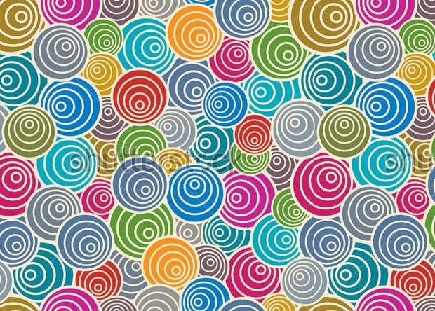 Funky Colorful Patterns
