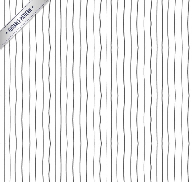 Hand Drawn Line Pattern
